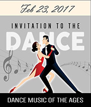 Dance concert with correct date-small